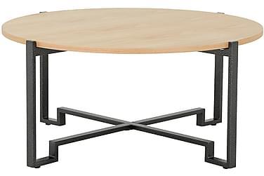 Sohvapöytä Luthien 90 Tammi/Svart