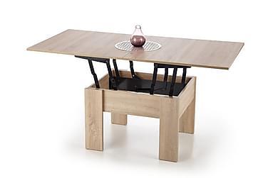 Sohvapöytä Makeidan 80x80 cm korkeussäädettävä