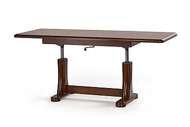 Sohvapöytä Mancinie 125x65 cm korkeussäädettävä