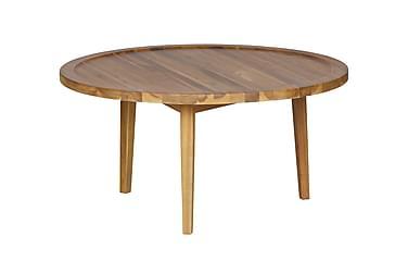 Sohvapöytä Nerthus 80 cm Pyöreä