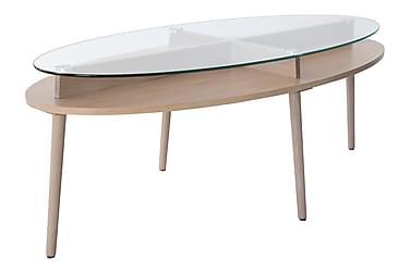 Sohvapöytä Oanez 140 cm Ovaali