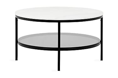Sohvapöytä Riseine 80 cm Pyöreä
