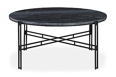 Sohvapöytä Sisko 100 cm Pyöreä Marmori