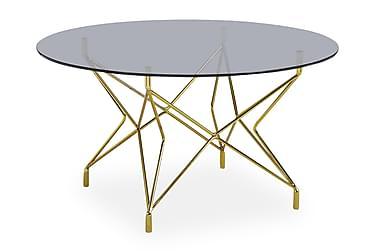 Sohvapöytä Sisko 90 cm Pyöreä Lasi