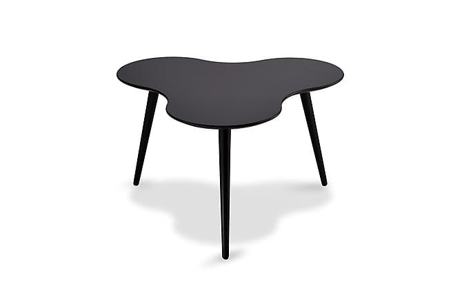 Sohvapöytä Sky 80 cm - Musta - Huonekalut - Pöydät - Sohvapöydät