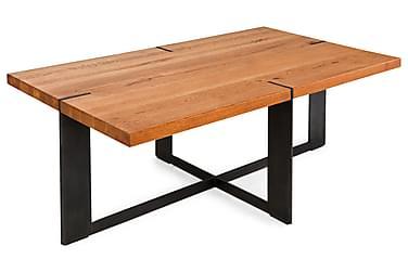 Sohvapöytä Trimezzo Puu/Musta Metalli