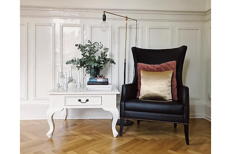 Sohvapöytä Vicenne - Valkoinen mahonki - Huonekalut - Pöydät - Sohvapöydät