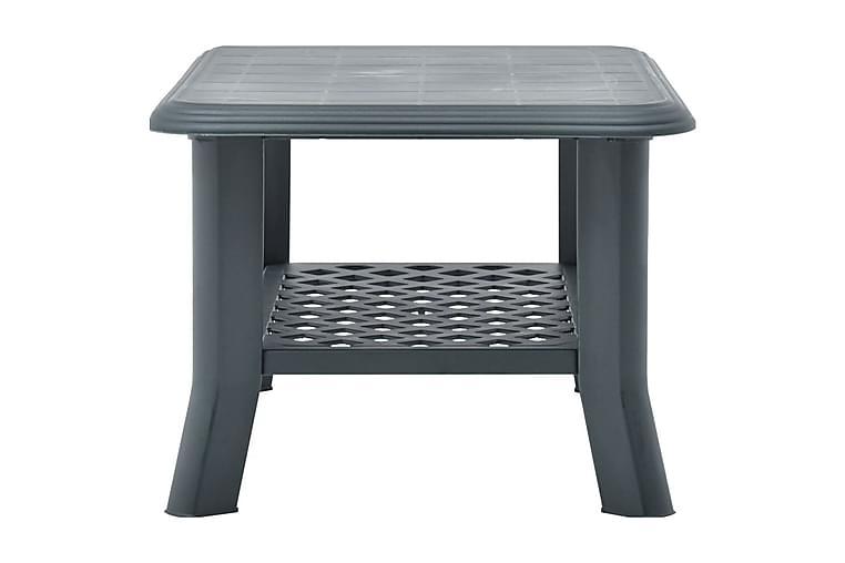 Sohvapöytä vihreä 90x60x46 cm muovi - Vihreä - Huonekalut - Pöydät - Sohvapöydät