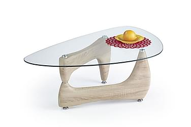 Sohvapöytä Vincersa 119x68 cm Lasi