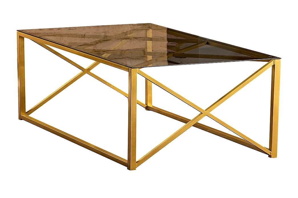 Sohvapöytä Vivstavarv - Kulta - Huonekalut - Pöydät - Sohvapöydät