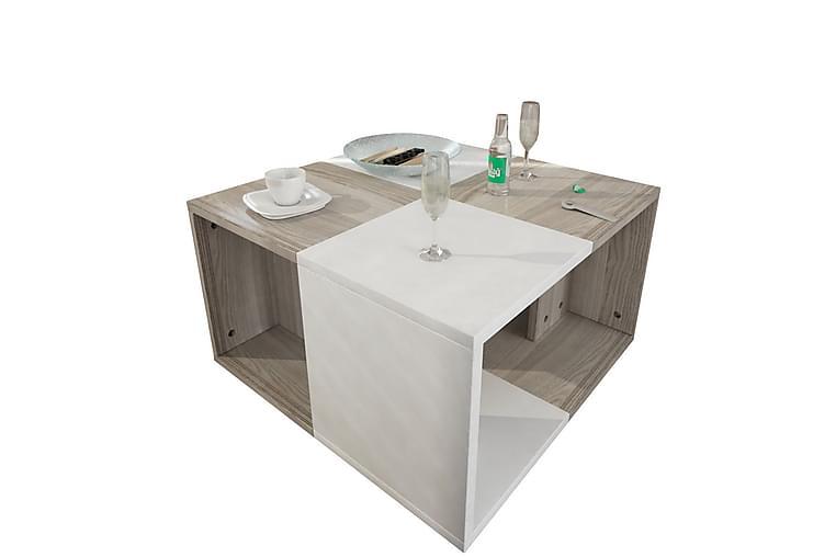 Sohvapöytä/Sivupöytä Muoi Jaettava - Huonekalut - Pöydät - Sohvapöydät