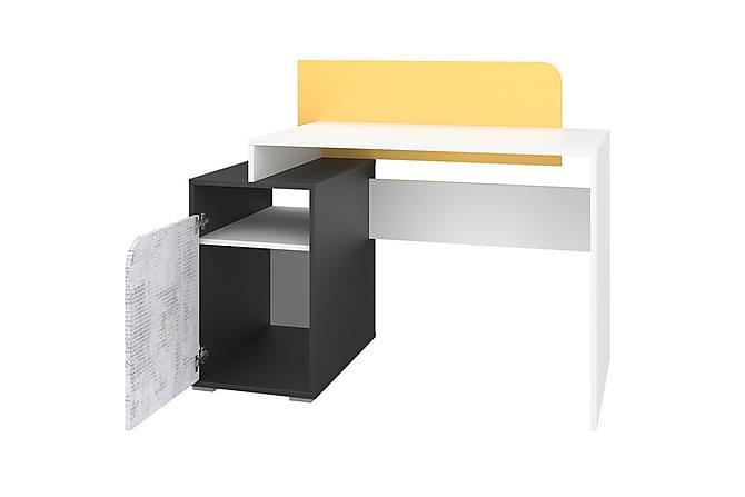 Kirjoituspöytä Bruno 120x58x100 cm - Beige/Harmaa - Huonekalut - Pöydät - Kirjoituspöydät