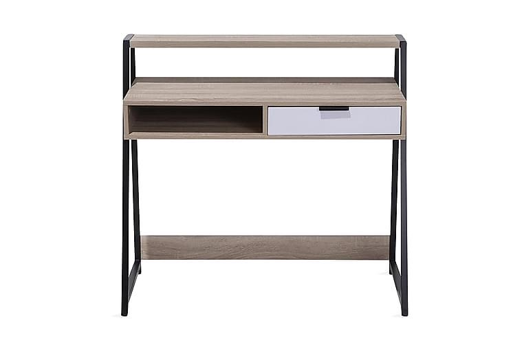 Kirjoituspöytä Calvin 100 cm - Puu/Luonnonväri - Huonekalut - Pöydät - Kirjoituspöydät