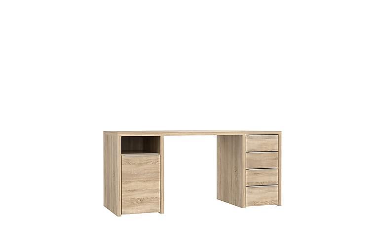 Kirjoituspöytä Dabo 60 cm - Ruskea - Huonekalut - Pöydät - Kirjoituspöydät