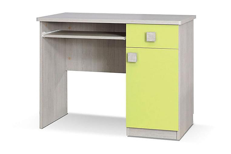 Kirjoituspöytä Grayham - Keltainen - Huonekalut - Pöydät - Kirjoituspöydät