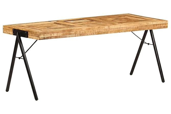 Kirjoituspöytä mangopuu 118x50x75 cm - Ruskea - Huonekalut - Pöydät - Kirjoituspöydät