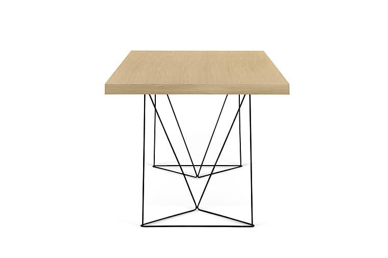 Kirjoituspöytä Multi 160 cm - Puu/Luonnonväri - Huonekalut - Pöydät - Kirjoituspöydät