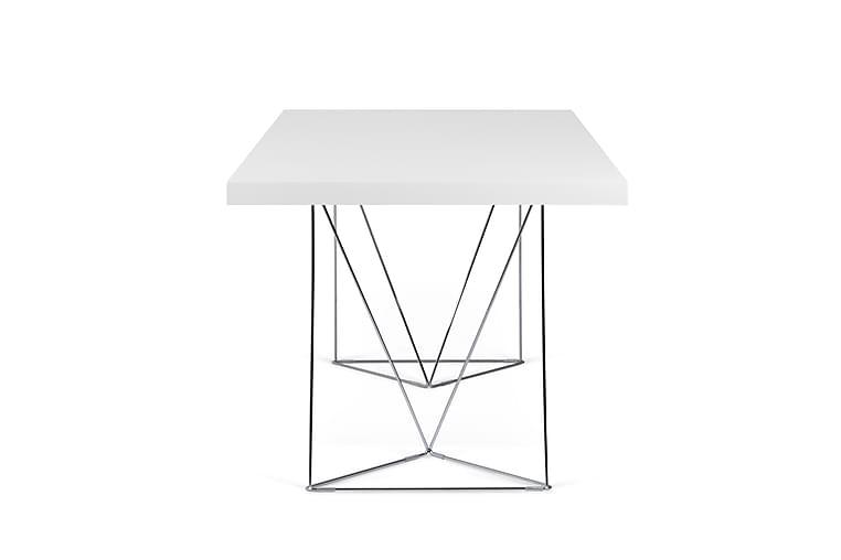 Kirjoituspöytä Multi 180 cm - Valkoinen - Huonekalut - Pöydät - Kirjoituspöydät