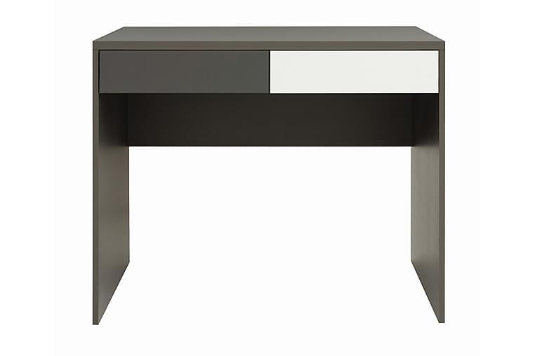 Kirjoituspöytä Vignelli - Harmaa/Valkoinen - Huonekalut - Pöydät - Kirjoituspöydät