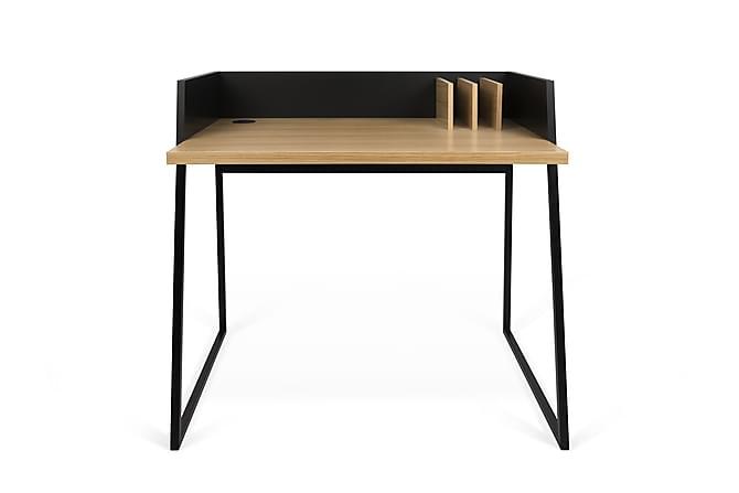 Kirjoituspöytä Volga 90 cm - Musta - Huonekalut - Pöydät - Kirjoituspöydät