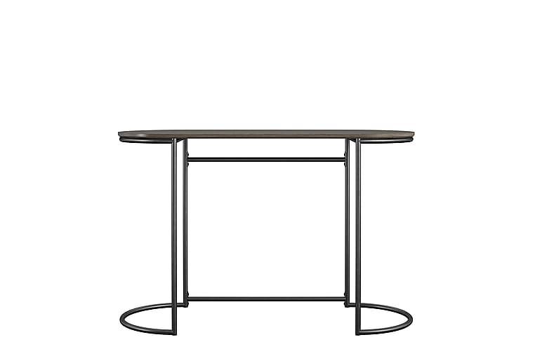 Työpöytä Vivinne 120 cm Harmaanruskea - CosmoLiving - Huonekalut - Pöydät - Kirjoituspöydät