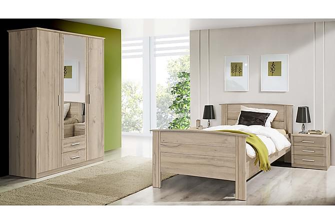 Yöpöytä Arnage 45 cm - Ruskea - Huonekalut - Pöydät - Yöpöydät