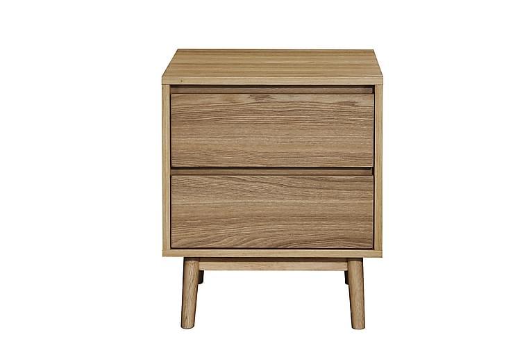 Yöpöytä Blossom Tammi - Huonekalut - Pöydät - Yöpöydät