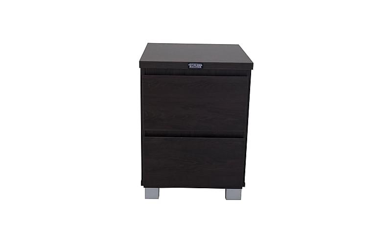 Yöpöytä Kierra - Musta - Huonekalut - Pöydät - Yöpöydät