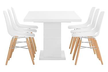 Griffith Ruokailuryhmä 180 cm 6 Maillol Tuolia