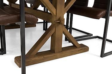 Jatkettava Ruokailuryhmä Yorkshire 200 cm 6 Dutch Tuoli