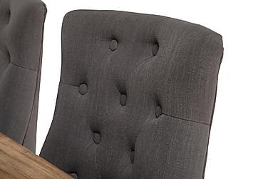 Jatkettava Ruokailuryhmä Yorkshire 200 cm 6 Ophelia Tuoli