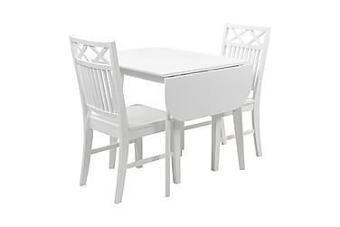 Pöytä Maymie 63 cm Valkoinen