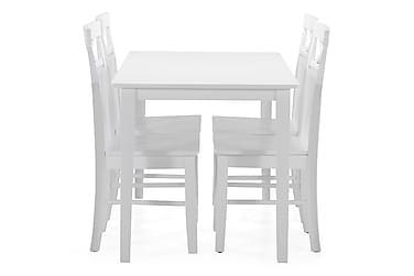 Ruokapöytä Matilda 4 kpl Matilda tuolia