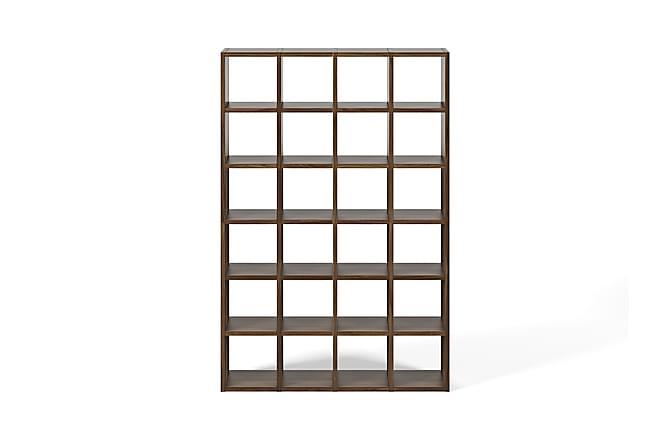 Kirjahylly Pombal 151 cm Pähkinä - Temahome - Huonekalut - Säilytys - Hyllyt