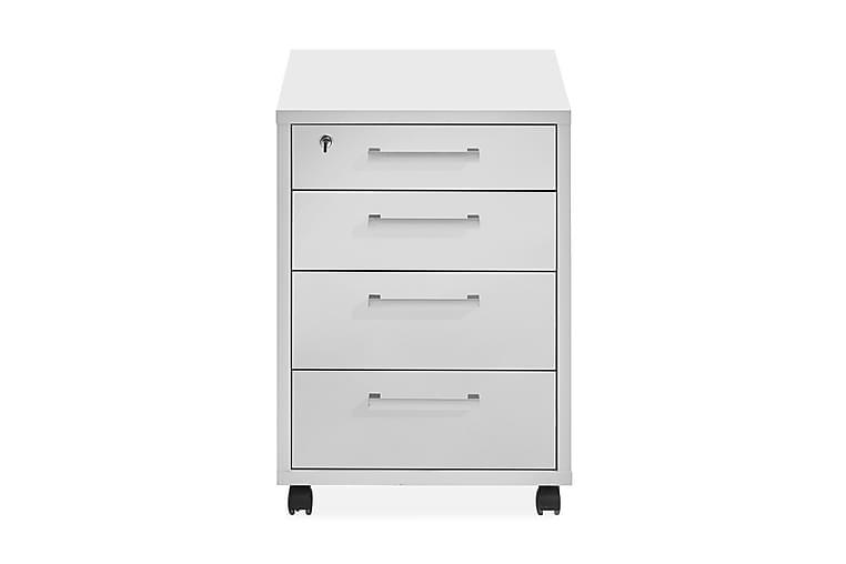 Laatikosto Adelina 48 cm - Valkoinen - Huonekalut - Säilytys - Laatikostot