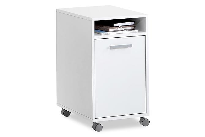 Laatikosto Lauer 33 cm - Valkoinen - Huonekalut - Säilytys - Laatikostot