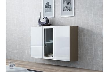 Seinäkaappi Vigo 120x38x90 cm