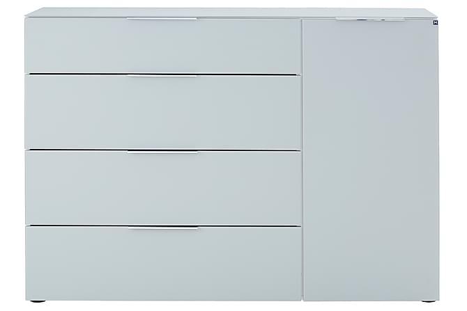 Senkki Monreal 135,3x98,7 cm - Valkoinen/Vaaleaharmaa - Huonekalut - Säilytys - Säilytyskaapit