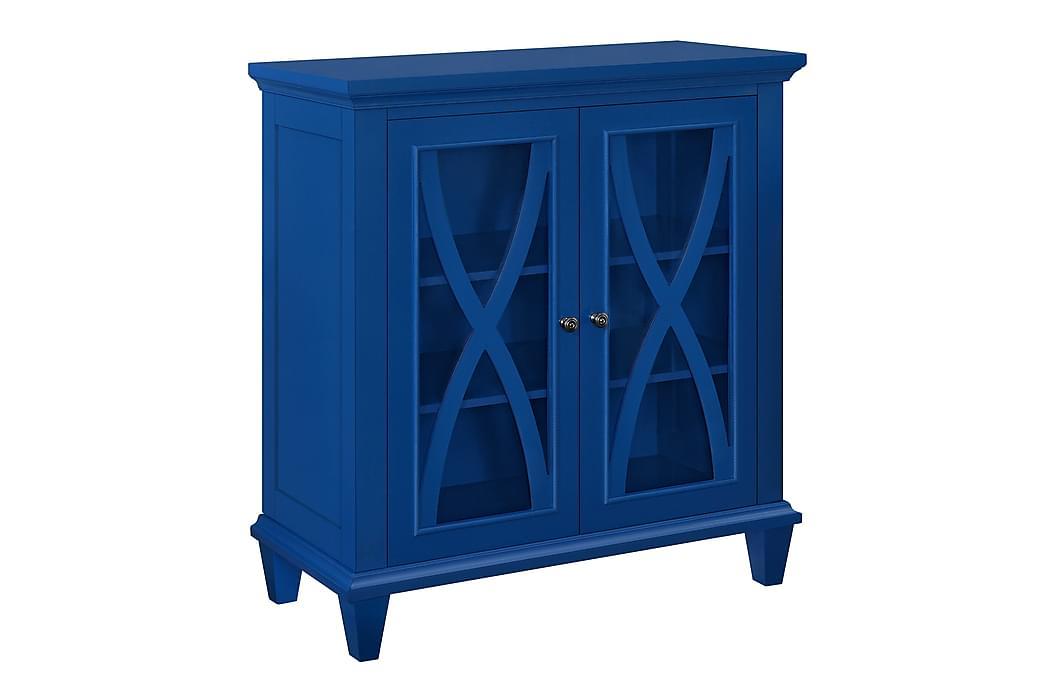 Senkki Ellington 80x38 cm Sininen - Dorel Home - Huonekalut - Säilytys - Senkit