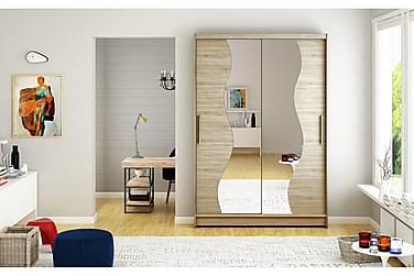 Miami Vaatekaappi 120x58x200 cm