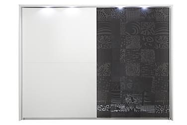 Runkokehys Liukuovikaappiin 275 cm 4 Lamppua