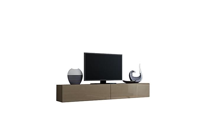 TV-taso Wishon 180 cm - Ruskea - Huonekalut - Säilytys