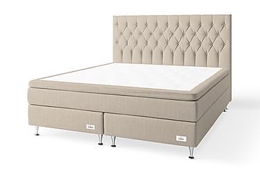 Sänkypaketti Classic Oxford 160x200 Kova Beige