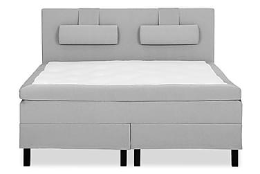 Sänkypaketti Olivia 150x200 Vaahto Sileä Sängynpääty