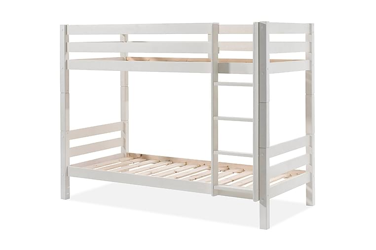 Kerrossänky Prinken - Valkoinen - Huonekalut - Sängyt - Kerrossängyt