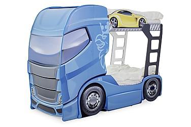 Lastensänky Leyo Kuorma-auto 2 patjaa