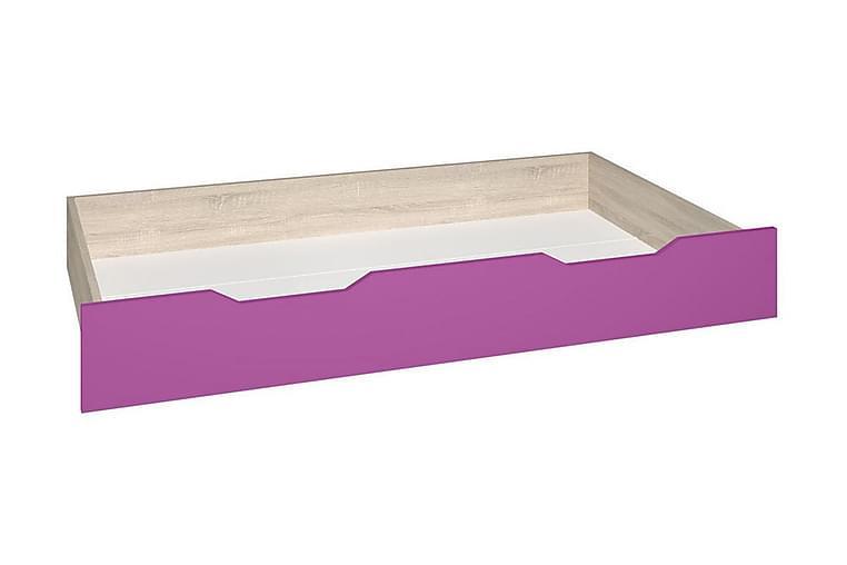 Sänkylaatikko Grayham 145 cm - Turkoosi - Sisustustuotteet - Sisustuslaatikot & korit - Laatikot