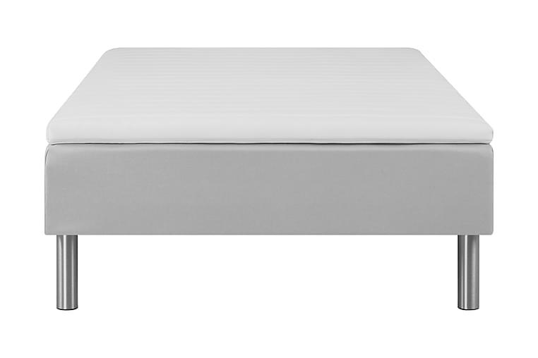 Runkosänky Chilla 80x200 cm - Vaaleanharmaa - Huonekalut - Sängyt - Runkopatjasängyt