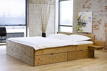 Sängynrunko Mujo 160x200