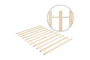 Käärittävä sängyn sälepohja 11 sälettä 120x200cm täysi mänty